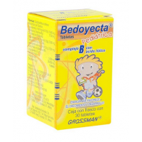 Bedoyecta Pediatric 30 tablets