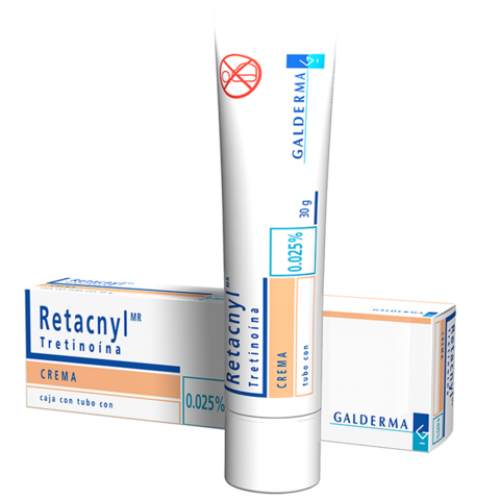 Buy Renova cream (Retacnyl) 0.025% 30g. | MEPH Logistics