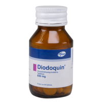 Diodoquin 650mg. 60 tablets