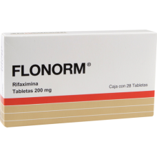 Flonorm 200mg. 28 tablets