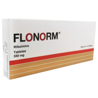 Flonorm 550mg. 14 tablets