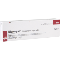 Diprospan Hypak 1ml. Injectable Solution