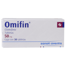 Clomid 50mg. 30 tablets (Omifin)