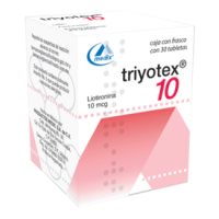 Triyotex 10mcg 30 Tablets 10 Pack