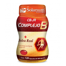 Complex B + Royal Jelly 120 softgels Solanum